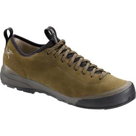 Arc'teryx Acrux SL Leather Approach Shoes Herr totem/shark